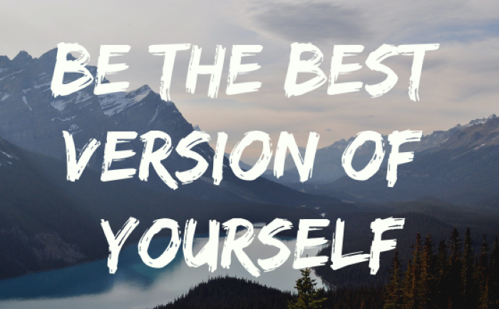 Lesson #3: Be the best version of yourself without comparing against others