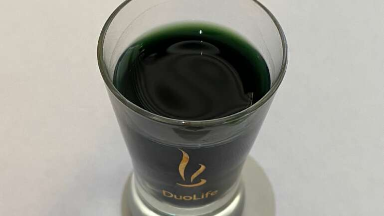 Drinking Chlorophyll – what are the benefits?