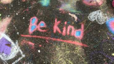 Lesson #33 Be kind to one another – so simple, yet so powerful